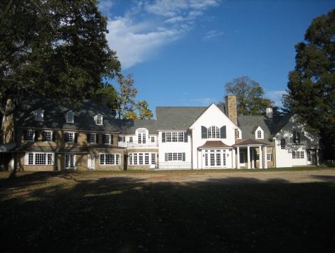 Slate roof, copper gutters, mahogany exterior trim, cedar siding